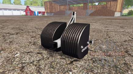 Weight Case IH para Farming Simulator 2015