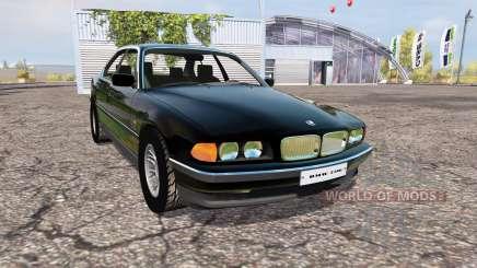 BMW 750i (E38) para Farming Simulator 2013