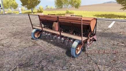 SZP 3.6 para Farming Simulator 2013