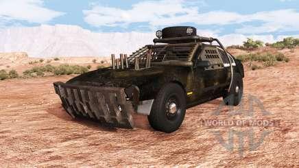 Ibishu 200BX Mad Max v0.3 para BeamNG Drive