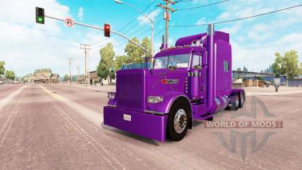 Peterbilt 389 v2.1 para American Truck Simulator