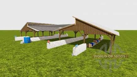 Multipurpose shed para Farming Simulator 2015