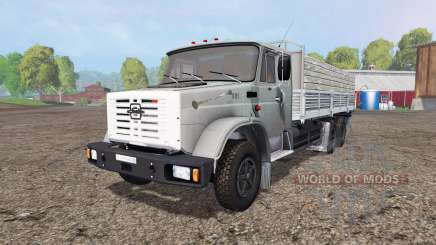 ZIL 133 v1.1 para Farming Simulator 2015