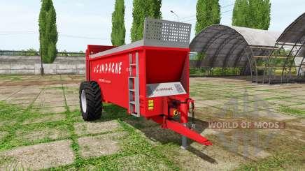 La Campagne EC 12 v1.1 para Farming Simulator 2017
