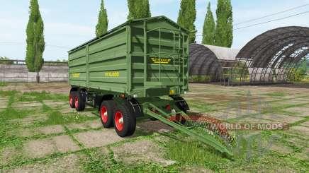 Fuhrmann FF v2.0 para Farming Simulator 2017