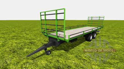 Roundbale transporter para Farming Simulator 2013