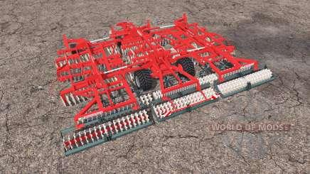 Kvernland scheibenegge v1.1 para Farming Simulator 2013