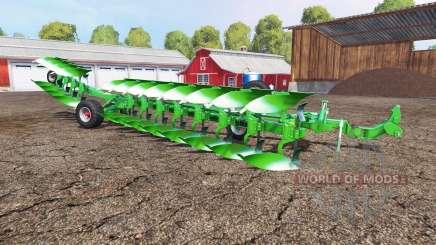 Vogel&Noot Heros 1000 para Farming Simulator 2015