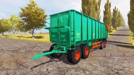 Aguas-Tenias GRAT 4-axis v2.0 para Farming Simulator 2013