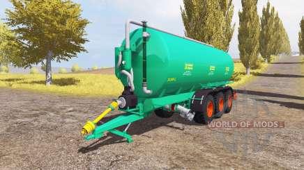 Aguas-Tenias CAT-26 v3.0 para Farming Simulator 2013
