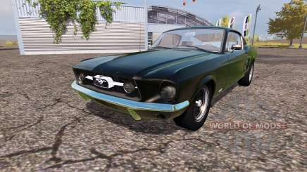Ford Mustang 1965 para Farming Simulator 2013
