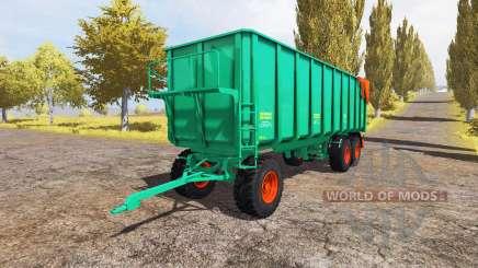 Aguas-Tenias GRAT 3-axis v2.0 para Farming Simulator 2013
