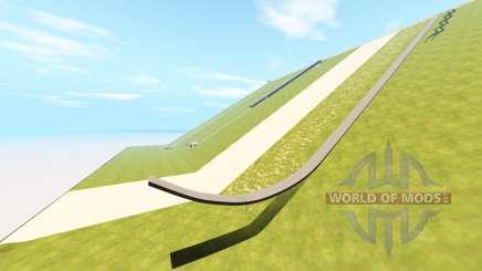 Brutal slope v2.21 para BeamNG Drive