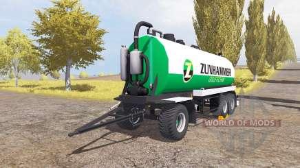 Zunhammer manure transporter v1.1 para Farming Simulator 2013