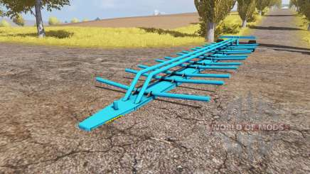 Bremer bale trailer para Farming Simulator 2013