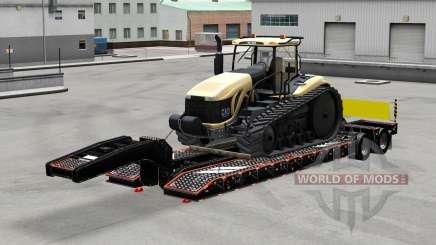 Baixa varrer com os bens v3.0 para American Truck Simulator