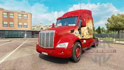 Peterbilt 579 para Euro Truck Simulator 2