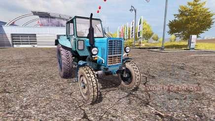 Bielorrússia MTZ 80 v2.0 para Farming Simulator 2013