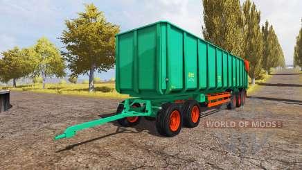 Aguas-Tenias GRAT 5-axis v2.1 para Farming Simulator 2013