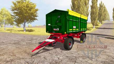Kroger Agroliner HKD 302 v5.0 para Farming Simulator 2013