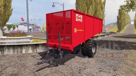 Vicon T-Rex Shuttle v1.1 para Farming Simulator 2013