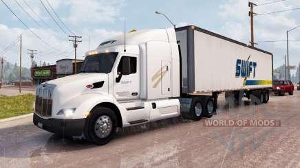 Skins para tráfego de caminhões v1.1 para American Truck Simulator