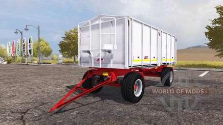 Kroger Agroliner HKD 302 v1.1 para Farming Simulator 2013