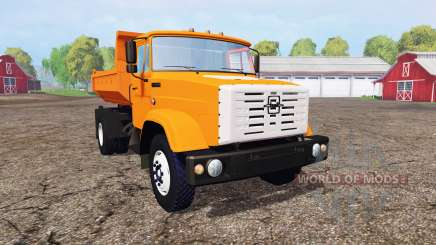 ZIL MMZ 45085 para Farming Simulator 2015