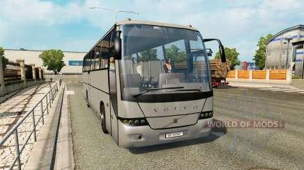 Uma coleção de ônibus em tráfego de v1.3 para Euro Truck Simulator 2