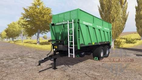 BRANTNER TA 23065-2 Power Push v3.0 para Farming Simulator 2013