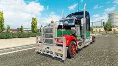 Kenworth W900 v1.3 para Euro Truck Simulator 2