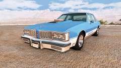 Oldsmobile Delta 88 Royale Brougham v1.5.01 para BeamNG Drive