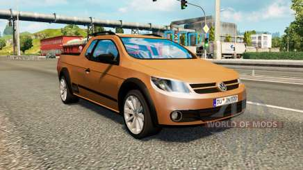 Brazilian traffic v1.3.1 para Euro Truck Simulator 2