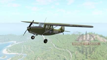 Cessna L19 v1.1 para BeamNG Drive