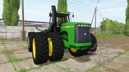John Deere 9400 para Farming Simulator 2017