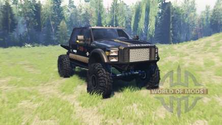 Ford F-450 TrophyStorm para Spin Tires
