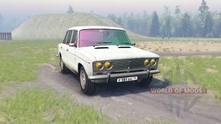 VAZ 2103 Lada v6.0 para Spin Tires
