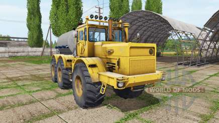 Kirovets K 701 6x6 tanque para Farming Simulator 2017