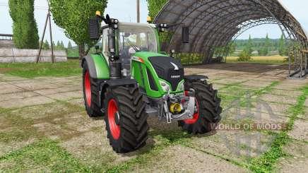 Fendt 712 Vario v0.98 para Farming Simulator 2017