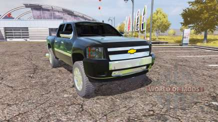 Chevrolet Silverado 2500 HD v2.0 para Farming Simulator 2013