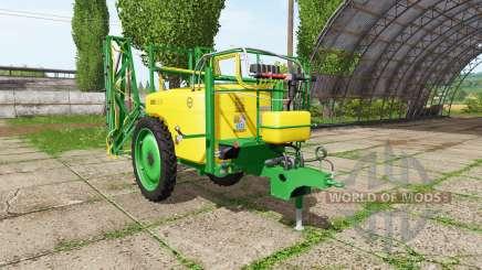 UNIA Pilmet Rex 2518 para Farming Simulator 2017