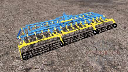 New Holland cultivator para Farming Simulator 2013