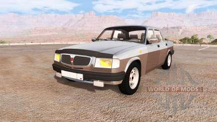 GAZ 3110 Volga v1.1 para BeamNG Drive