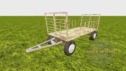 Bale trailer v2.0 para Farming Simulator 2013