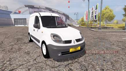 Renault Kangoo v2.0 para Farming Simulator 2013