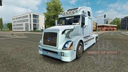 Volvo VNL 670 v1.4.2 para Euro Truck Simulator 2
