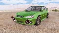 Hirochi Sunburst flat4 boxer engine v1.1 para BeamNG Drive