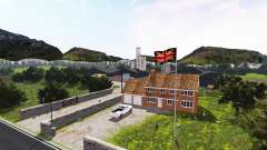 British farm para Farming Simulator 2017