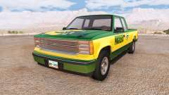 Gavril D-Series green bay packers v2.0 para BeamNG Drive