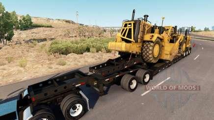 Fontaine Magnitude 55L Caterpillar para American Truck Simulator